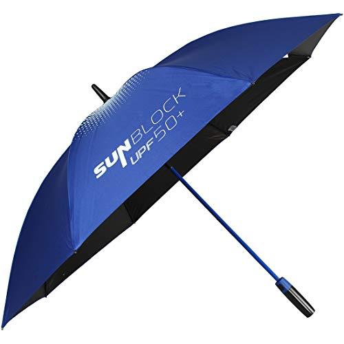 John's Umbrella Golf Sun-Block (O Blue)