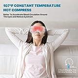 Zoom IMG-1 renpho massaggiatore oculare con massaggio