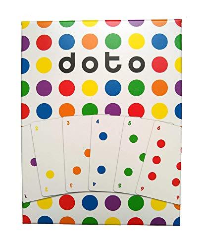doto - das spannend-spaßige Kartenspiel für 2-8 Spieler ab 6 Jahren
