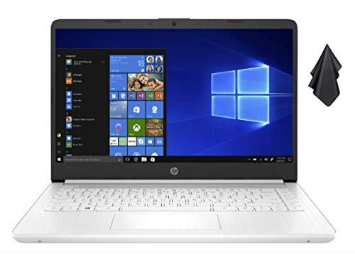 2021 Newest HP Stream 14-inch HD Non-Touch Laptop, Intel 2-Core N4020 up to 2.8 GHz, 4 GB...
