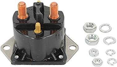 DB Electrical SMR6005K2 Winch Solenoid For Warn 12 Volt Heavy Duty /28396/15-487/440262 /546-033 /1231A /WS487 /(Pack Of 4)