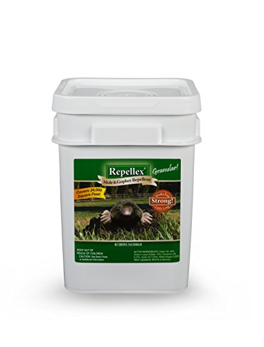 Mole/Gopher Repellent, 24 lb.