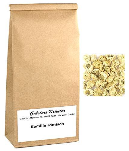 200g Römische Kamille Anthemis nobilis Chamaemelum nobile | Galsters Kräuter