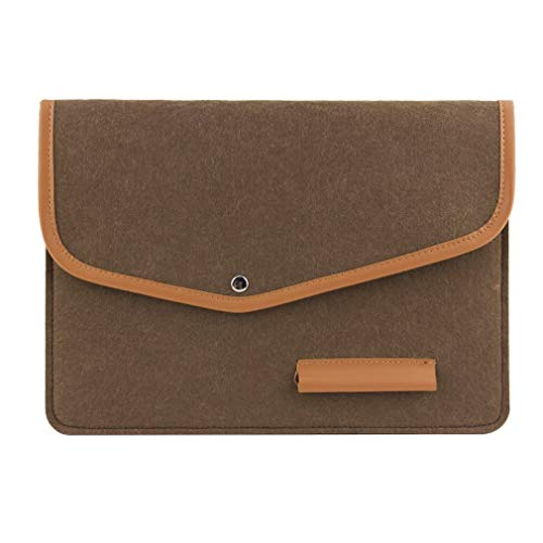HOT VERKOOP Notebook voelde Case Cover Laptop sleeve tas voor 11 13 15 Macbook Pro Air, op voorraad