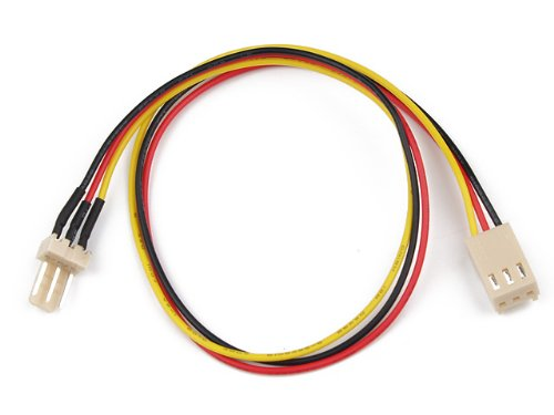 Rosewill 12-Inch Fan Power Supply Cable (RCW-308)