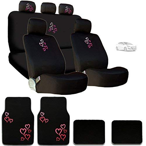 Matching Seat Cover and Steering Wheel Cover: Amazon.com