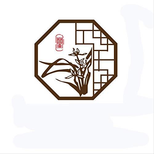 Muursticker Woonkamer Huis Schuifdeur Raam Klas Glazen Sticker