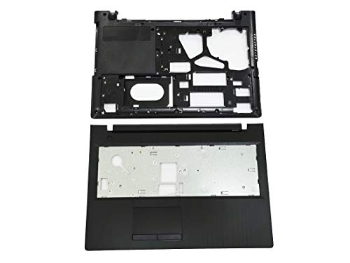 HuiHan New for Lenovo G50-45 G50-70 G50-70A G50-70M G50-80 Z50-70 Palmrest Upper Shell & Bottom Case Cover Chassis