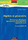 Exercices de mathématiques - Algèbre et géométrie PC, PSI, PT - 2e année - MP, PSI, PC, PT - Exercices et rappels de cours