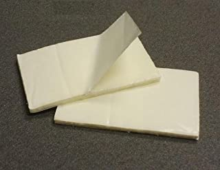 Double Sided Adhesive Foam Mounting Pads, 1 1/4 in X 2 In, Pack of 30