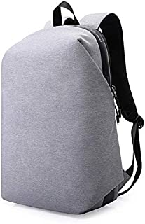 Men's Seamless Backpack Pickproof With Power Jack Multifunctional Bag