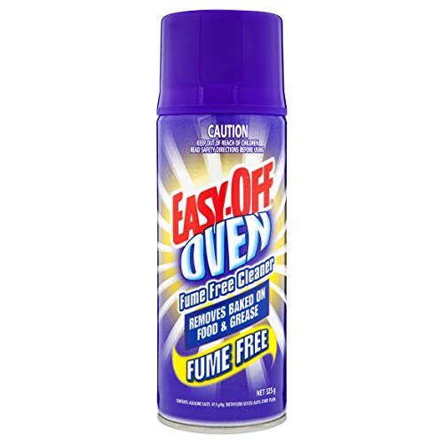 Easy Off Bam Fume Free Oven Cleaner Spray Remove Grease, 325g