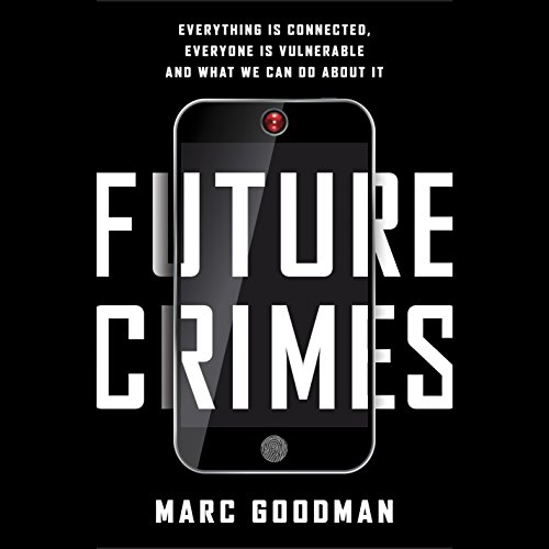 Couverture de Future Crimes