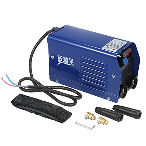 Explopur 250 Amp Soldadora de Arco Inversor Digital IGBT Stick 220V Mini...