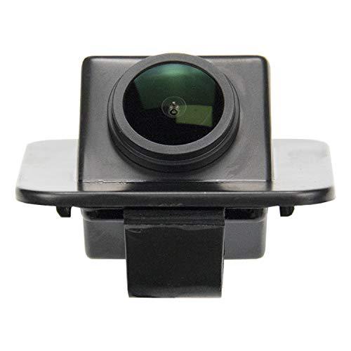 170° HD Kamera 1280x720p Wasserdicht Nachtsicht Kennzeichenleuchte-Rückfahrkamera Distanzlinien Umschaltbar Einparkhilfe für Hy&ai Elantra Avante 2011-2015/ Kia Cerato 2013-2017/ Hy&ai i30 2014