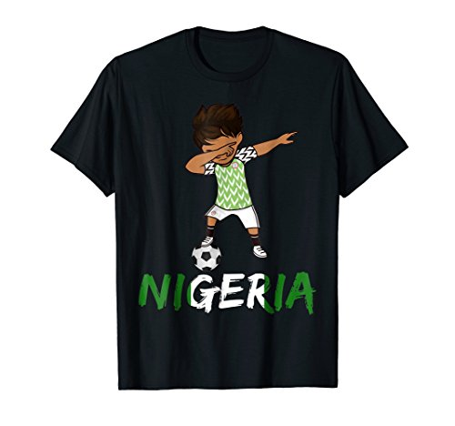 Nigeria Dabbing Shirt, 2018 Football Kit, Soccer Jersey