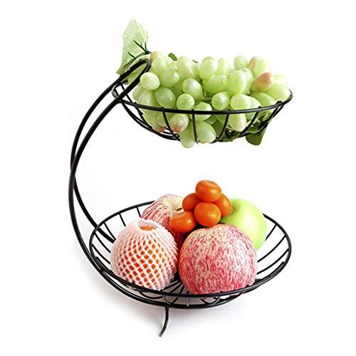 Modern Metal Fruit Basket Fruit Drain Basket Home Iron Fruit Bowl Storage Basket Desktop Kitchen Living Room Storage Box Fruit Bowl