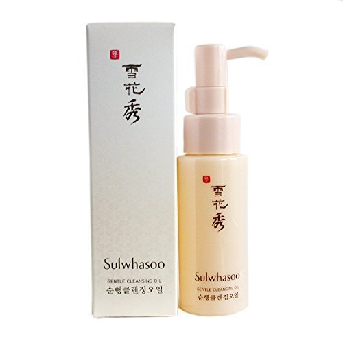 [Sulwhasoo] Gentle Cleansing Oil (Soon-heng Cleansing Oil) 50ml by Sulwhasoo (AMORE PACIFIC)