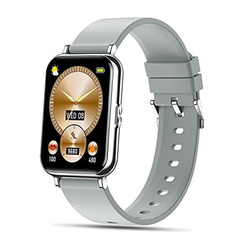 Smartwatch, SEPVER 1,65 Zoll Touch Farbdisplay Fitness Armband mit Schrittzähler, Fitness Tracker mit Pulsmesser, Wasserdicht IP68 Sportuhr für iOS Android Fitnessuhr Smart Watch für Damen Herren