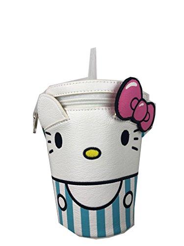 Loungefly Hello Kitty Milkshake Faux Leather Crossbody Bag Standard