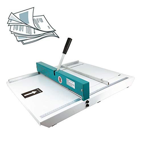 EnweLampi Manuelle Nutmaschine Rillmaschine, Scoring/Creasing Machin, A3 Papier 480Mm Knicklänge Für Home Office, Grußkarte, Einladungsherstellung