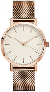 ساعة ساوث لاين سويسرية كوارتز بسوار جلد عجل, اسود 20 (الموديل: SS20-dr1-4656)