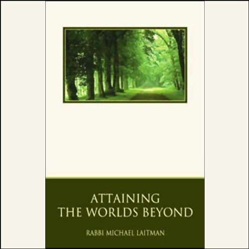 Attaining the Worlds Beyond audiobook cover art