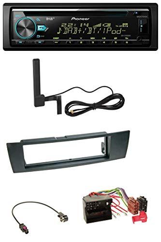 caraudio24 Pioneer DEH-X7800DAB MP3 AUX CD USB DAB Autoradio für BMW 1er E87 3er E90-3 X1 E84 Z4 E89