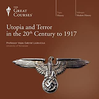 Page de couverture de Utopia and Terror in the 20th Century