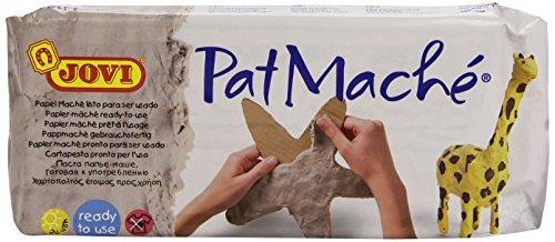 Jovi 8412027025041 - Pastilla pasta de papel mache 680 gr