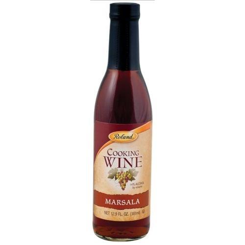 Roland Marsala Cooking Wine, 12.9 Fluid Ounce - 12 per case.