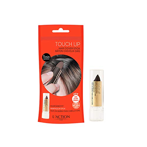 L'Action Paris Hair Cover Stick Black