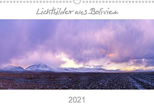 Lichtbilder aus Bolivien (Wandkalender 2021 DIN A3 quer)