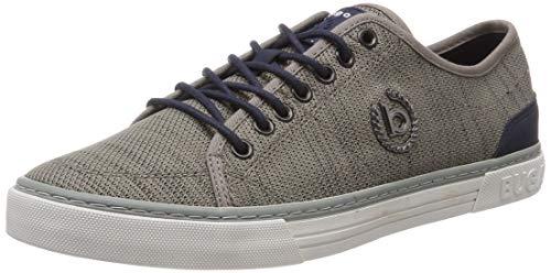 bugatti Herren 321720016900 Niedrig Sneaker, Grau, 41 EU