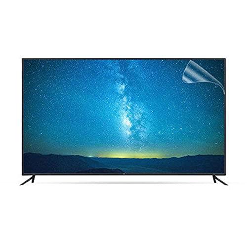 ALGWXQ 27-75 Pulgadas LCD Protector de Pantalla,Anti-rasguños Anti-luz Azul Alta Transmitancia de Luz Antihuellas Prevenir La Miopía, Apto para Todos (Color : HD Version, Size : 46 Inch 1017 * 570mm)