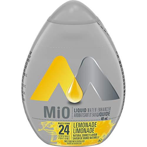 MiO Lemonade Liquid Water Enhancer, 48mL (Pack of 12)
