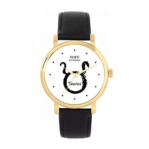 Toff London Reloj Tauro Blanco