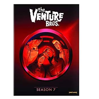 Venture Bros  The Complete Seventh Season  DVD