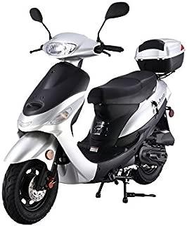 taotao pink scooter