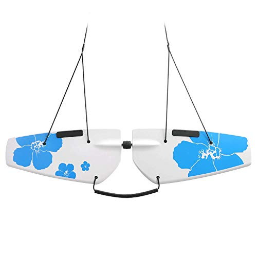 Subwing – Per Volare sotto l'Acqua – Tavola da Traino sottomarina per Barche - Traino per 1, 2, 3 e 4 Persone - Traino Alternativo per Sci Nautico, Corde Volanti e galleggianti