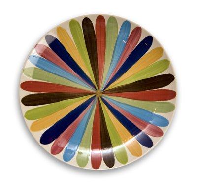 "Gail Pittman Tango 16"" Oval Serving Platter -  Gail Pittman Designs"
