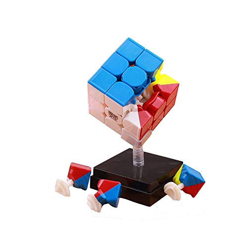 RENFEIYUAN New Weilong GTS3M 3x3x3 MA magnético GTS V3 de plástico sin Etiqueta Rubik Cubo