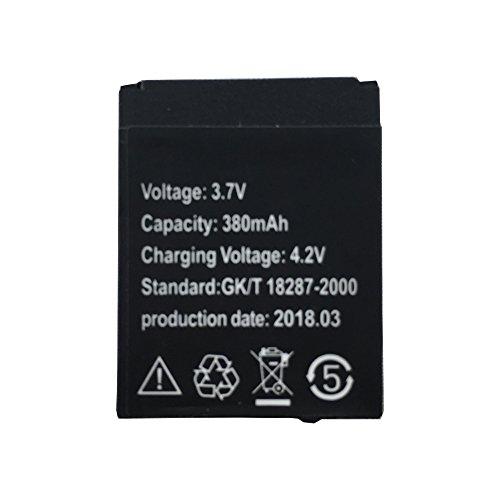 OCTelect ab-s1 Smart-Uhrenbatterie mit 380MAH Kapazität