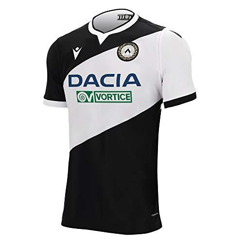 Macron UDI M20 - Primera camiseta oficial de competición SR, Udinese Fútbol...