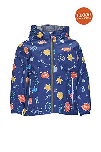 Killtec Softshelljacke Jungen Gwyn Mini - Kinderjacke mit Kapuze - leichte Outdoorjacke - Kinder Jacke ist wasserabweisend, 86-92