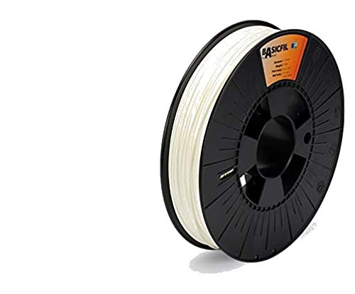 BASICFIL ABS 1.75mm 500 g, WEIß (white), 3D Drucker Filament