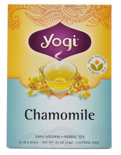 Yogi Tea(ヨギティー)『カモミール』