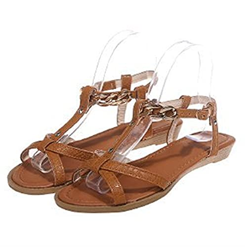 zalando sandalen plat