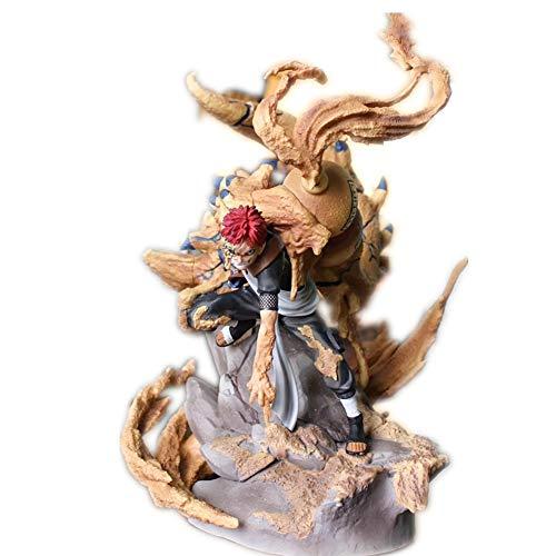 From HandMade Figura Figura de acción de Naruto Gaara Figura Medio Bestia Figura Animado