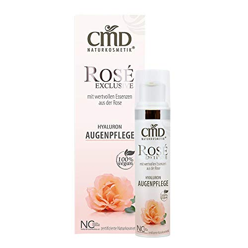 CMD Naturkosmetik - Crema Contorno Ojos - Hialurónico - Ros